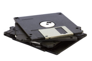 Article - old computer software