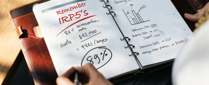 Quick-guide to IRP5's