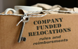 Company-sponsored relocations article