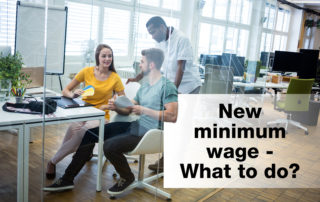 Article - New minimum wage