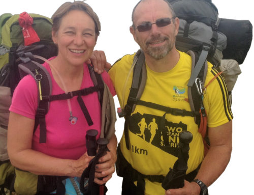 Paymaster proudly announces its support of Ian & Leslie's thru-hike of the Appalachian trail in the USA